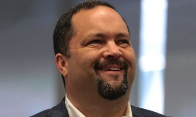 Benjamin Jealous, Democratic candidate for Maryland governor, is sharing campaign space in Prince George's County with other Democrats. Gov. Hogan does not appear to have a campaign office in the county.