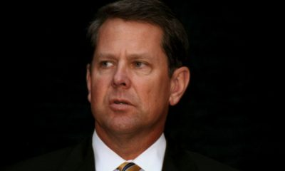 During his career, Georgia's Secretary of State and Republican candidate for governor, Brian Kemp, has been a proponent of Voter ID laws and voter purges. (Photo: Wikimedia Commons)