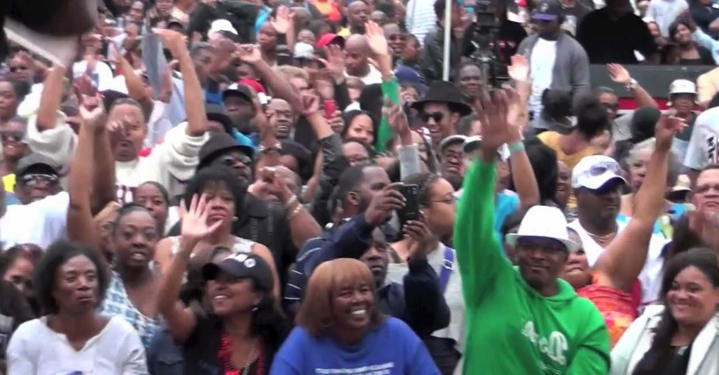 Thousands again are expected at the Los Angeles Sentinel's Taste of Soul where this year the newspaper is holding a massive voter registration drive / (Photo: Los Angeles Sentinel)
