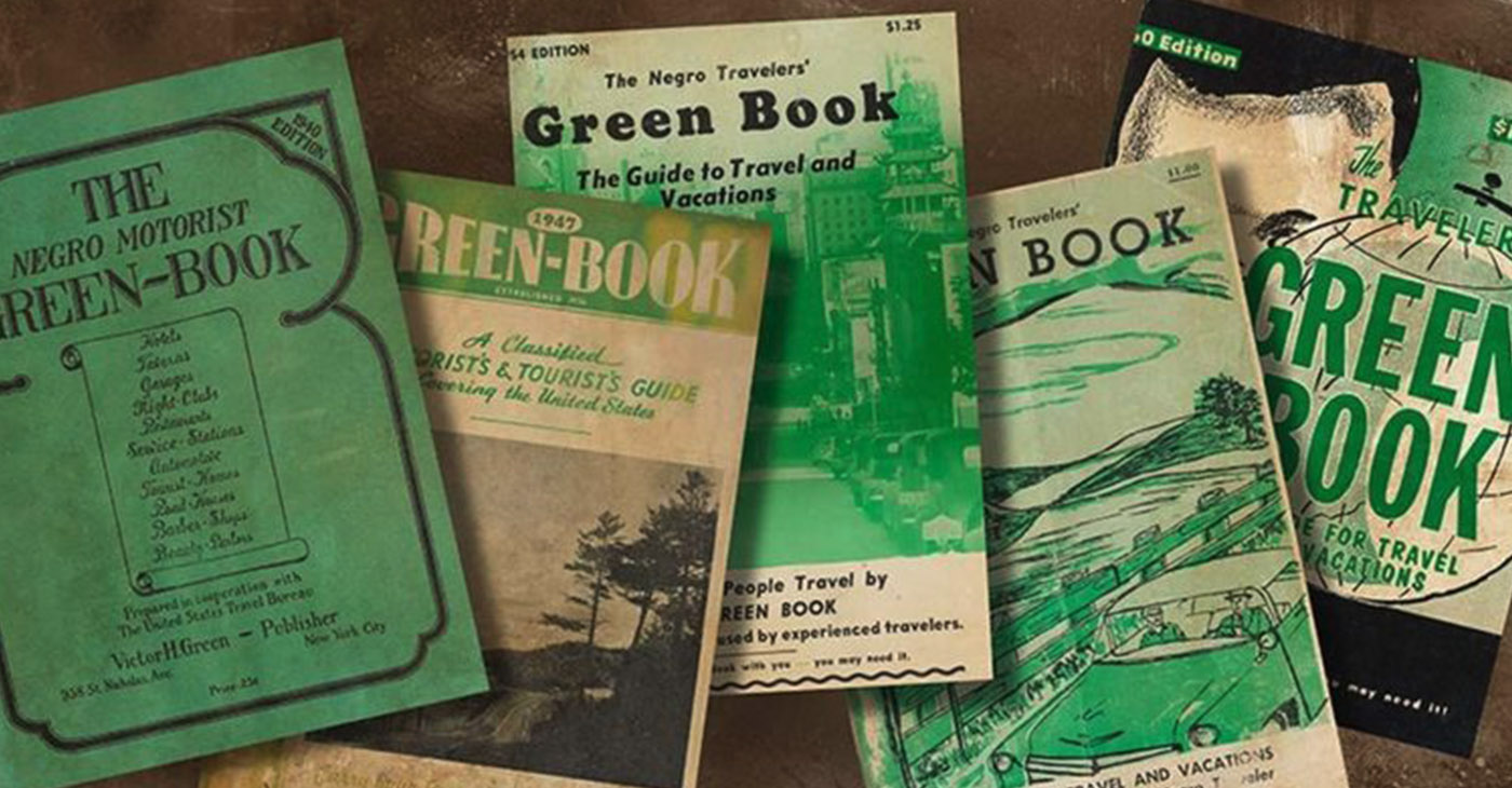 The Negro Travelers' Green Book, Fall 1956 and 1948 editions