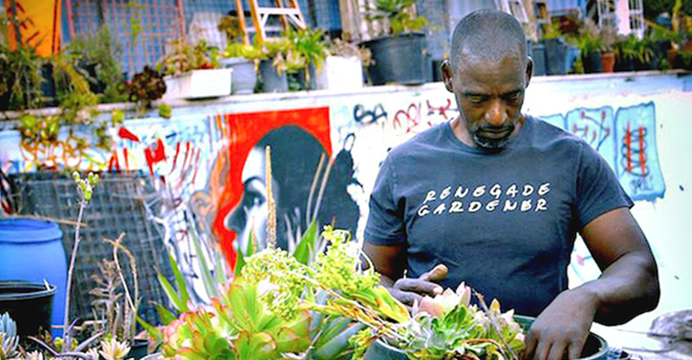 More Blacks are making gardening their major emphasis. (Courtesy photo