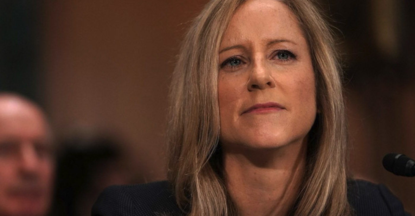 Director of the Consumer Financial Protection Bureau Kathleen Kraninger