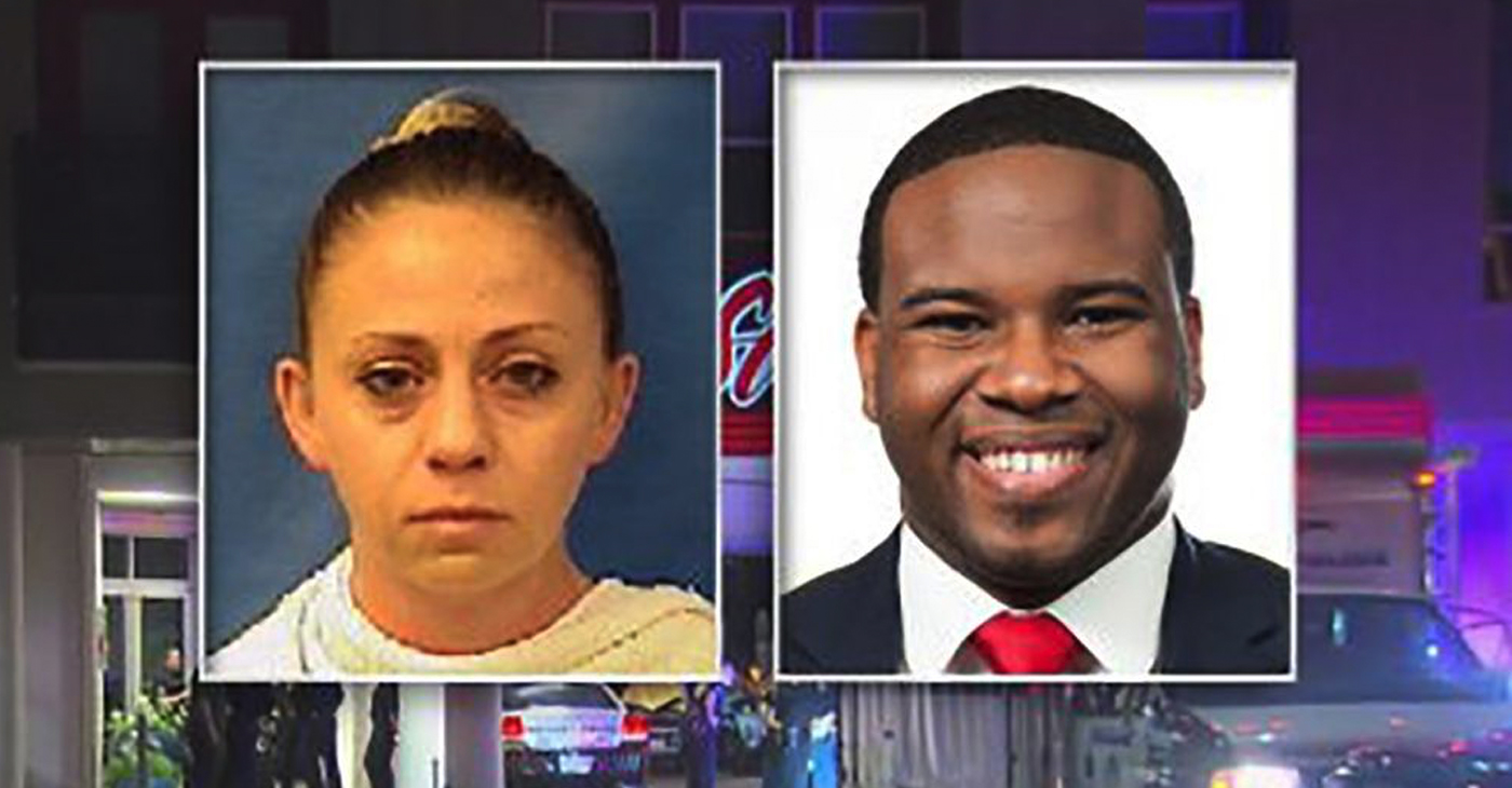 … in Dallas, Amber Guyger told fellow officers that she opened fire when Botham Jean appeared in the darkness. Jean, a 26-year-old native of the Caribbean island nation of St. Lucia, attended college in Arkansas and had been working in Dallas for accounting and consulting firm PwC.