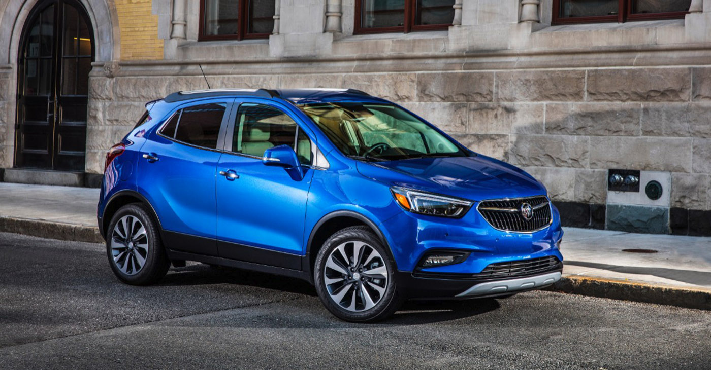 For buyers seeking luxury in an affordable, pint-sized package, the Encore is the perfect ride. It's great for first-time buyers, empty nesters or seniors.
