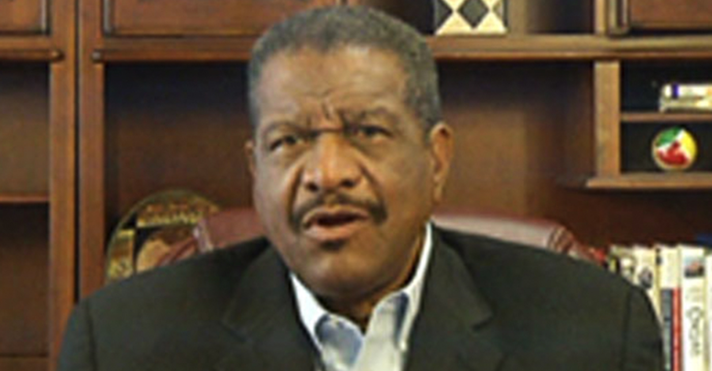 Thomas Burrell, president, Black Farmers and Agriculturist Association (Image courtesy of BFAA)