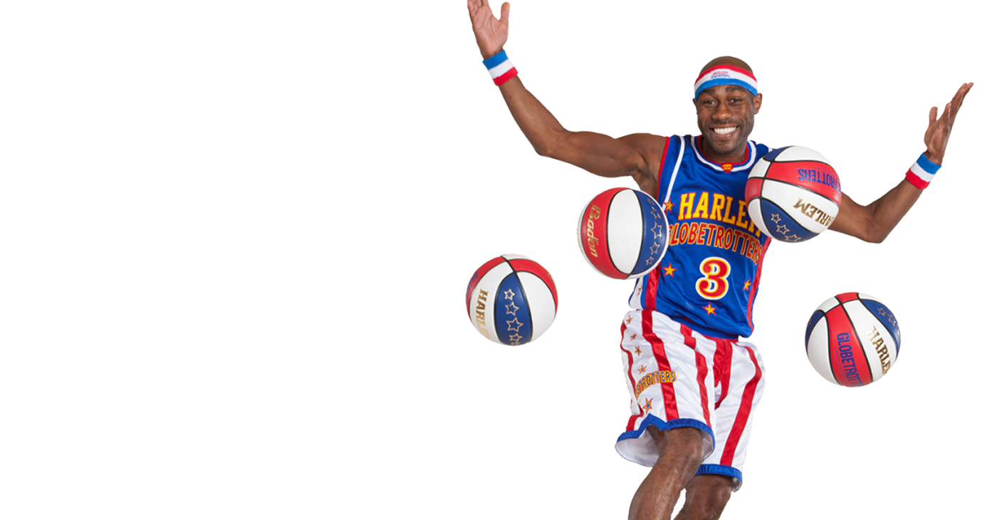 (Photo by harlemglobetrotters.com)