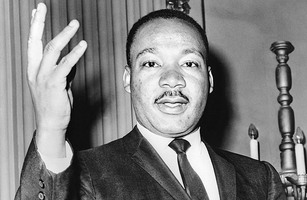 Dr. Martin Luther King Jr. (Image by: Library of Congress | Wiki Commons)
