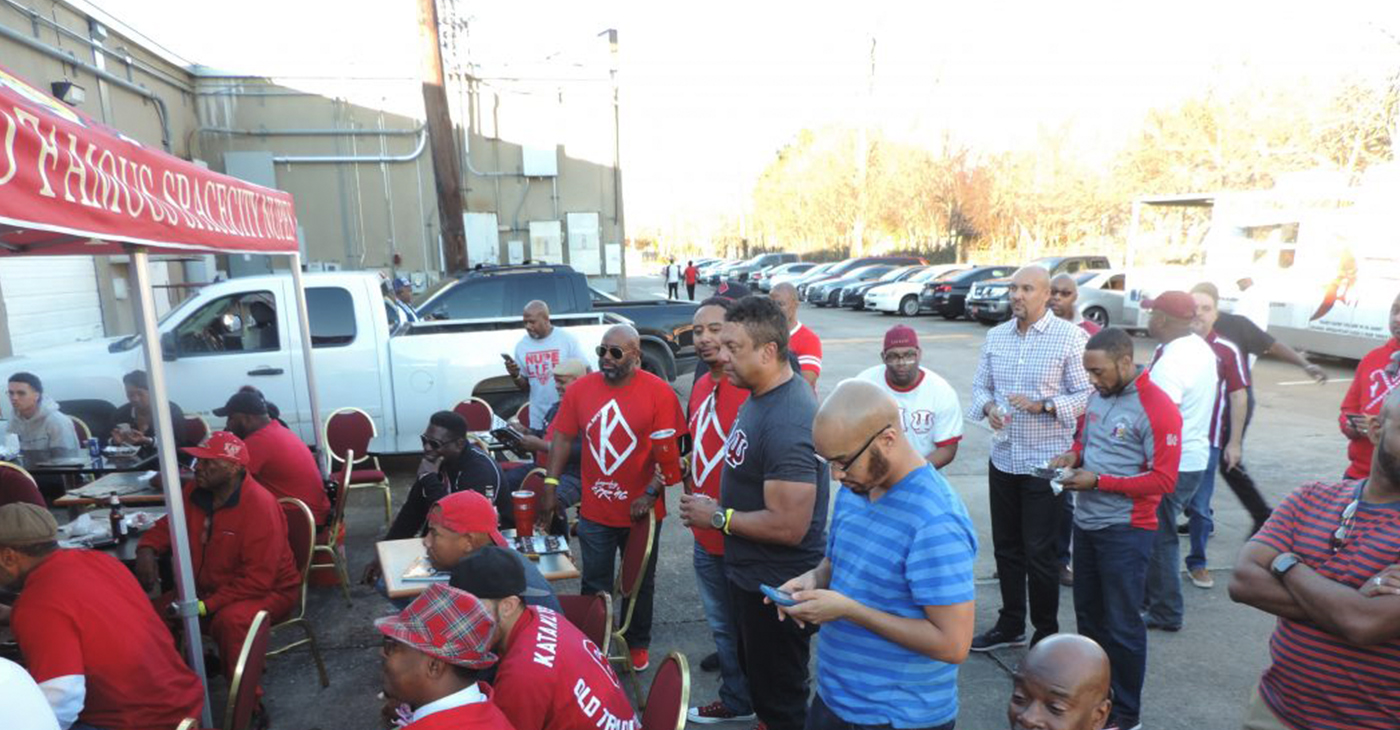 J5 Founders' Day Weekend Takeover Houston. Photo By: defendernetwork.com