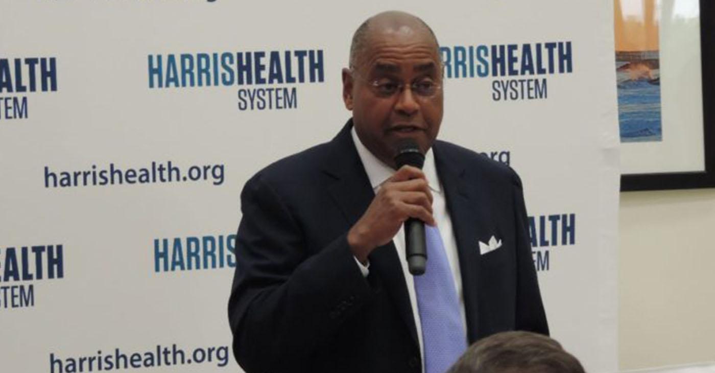 Harris County Commissioner Rodney Ellis. (Photo by: defendernetwork.com)