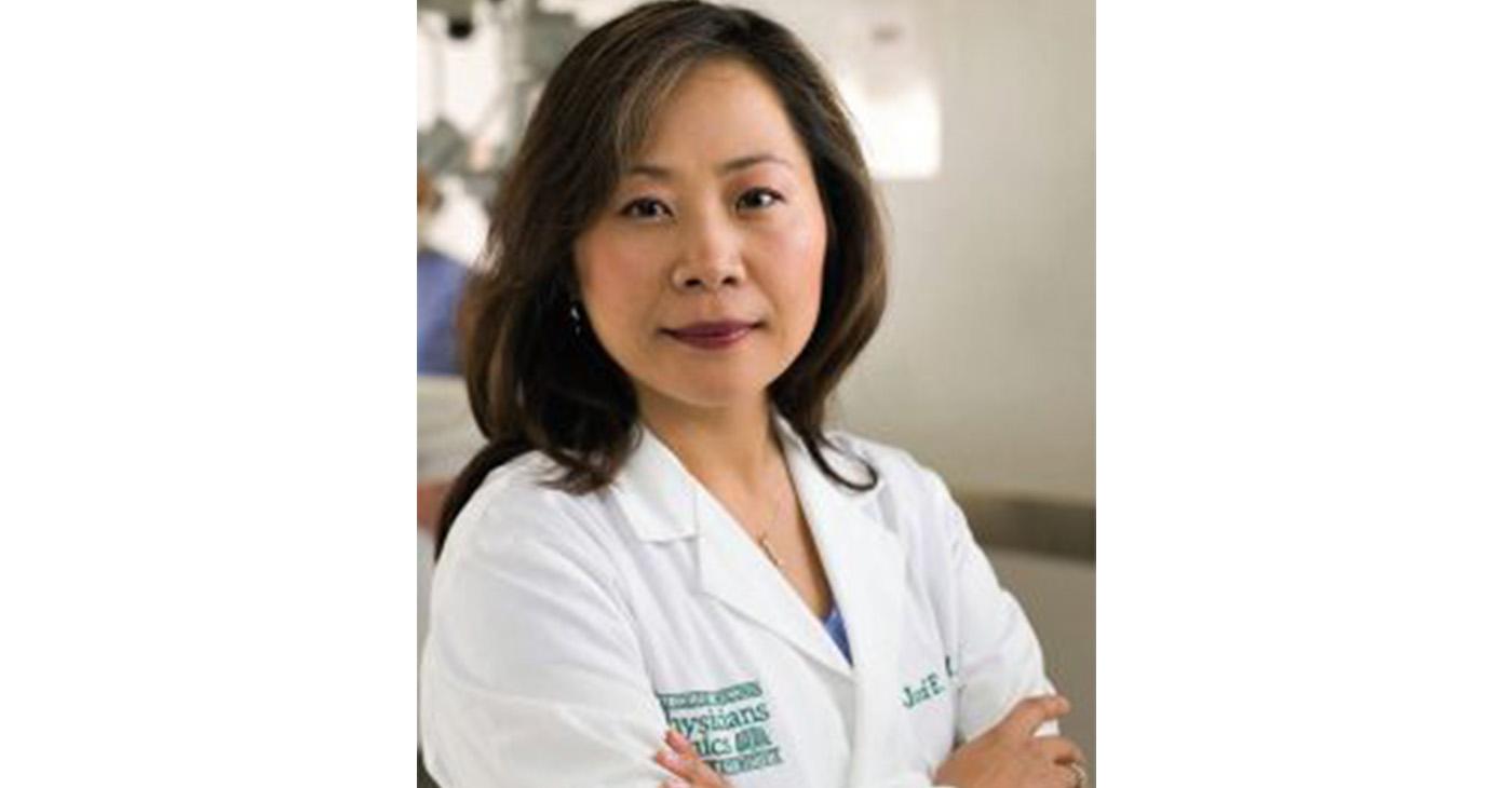 Dr. Judy Kim (Photo by: milwaukeecourieronline.com)