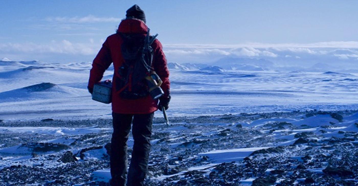 Mads Mikkelsen stars in the survival thriller Arctic