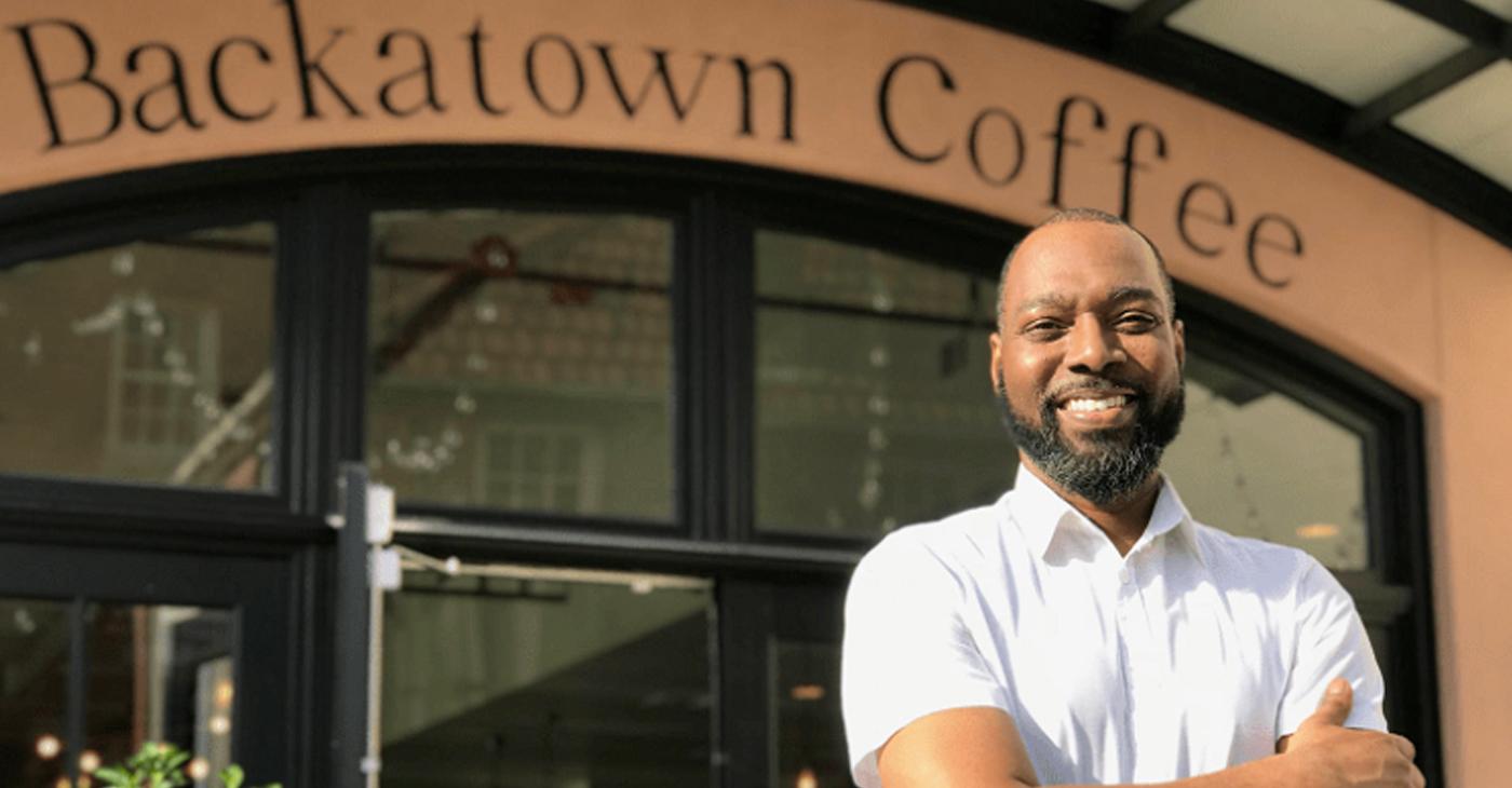 Backatown Coffee Parlour (Photo by: http://jacksonvillefreepress.com)