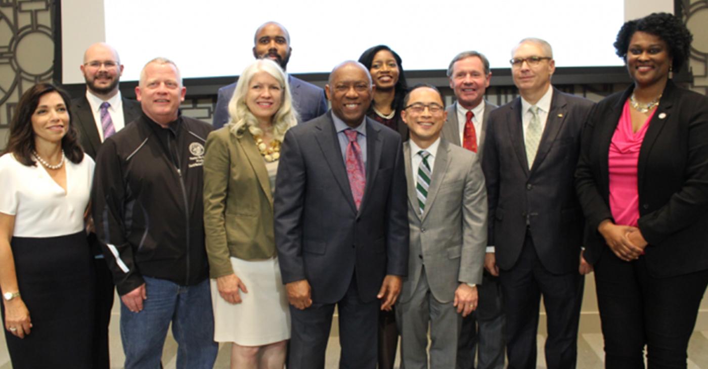 Houston Mayor Sylvester Turner (Photo by: houstontx.gov)
