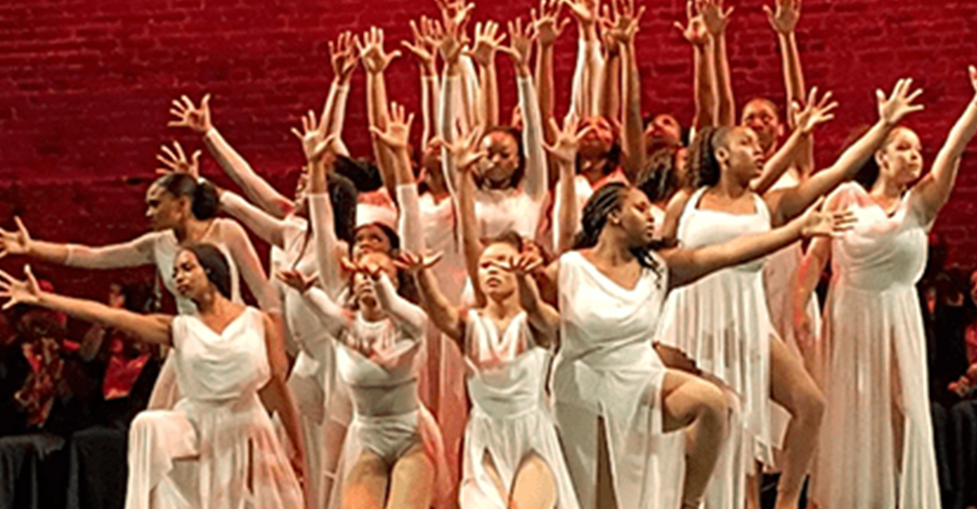 Austin-East Magnet High School Performing Arts dancers. Photo submitted