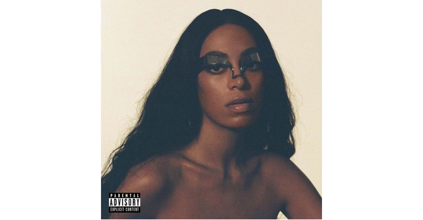 """Artwork for """"When I Get Home"""" by Solange (Photo source: Instagram – @saintrecords)"""