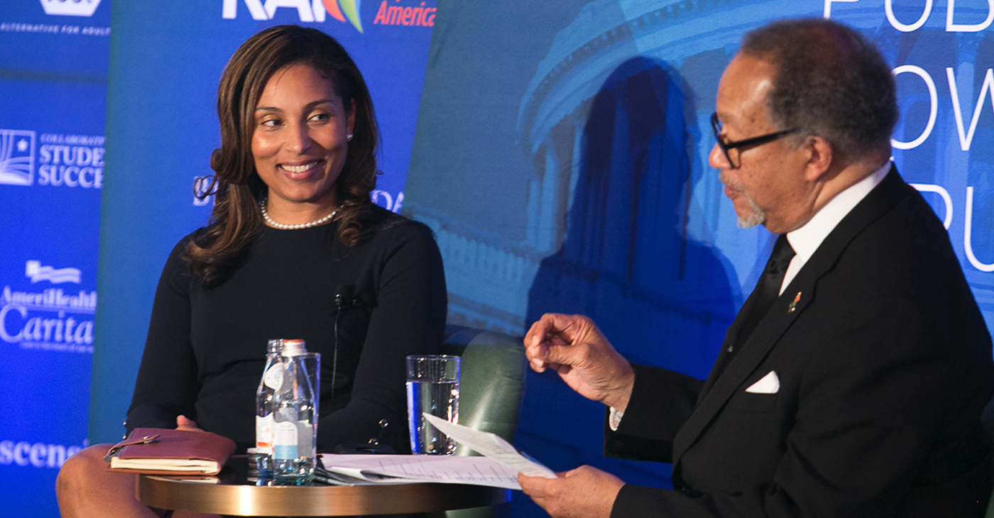 Cherie Wilson is the Director of Federal Affairs for General Motors. Her responsibilities at GM include developing and executing legislative and political engagement in vehicle finance, corporate sustainability and diversity.