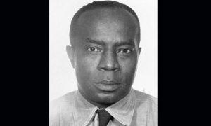 Ellsworth Raymond Johnson, aka Bumpy Johnson (Source: USP Leavenworth /Federal Dept. Of Corrections)