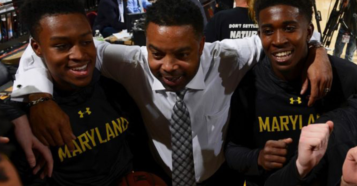 Kevin Broadus is a top contender in the Morgan State basketball coach position. (Courtesy Photo)