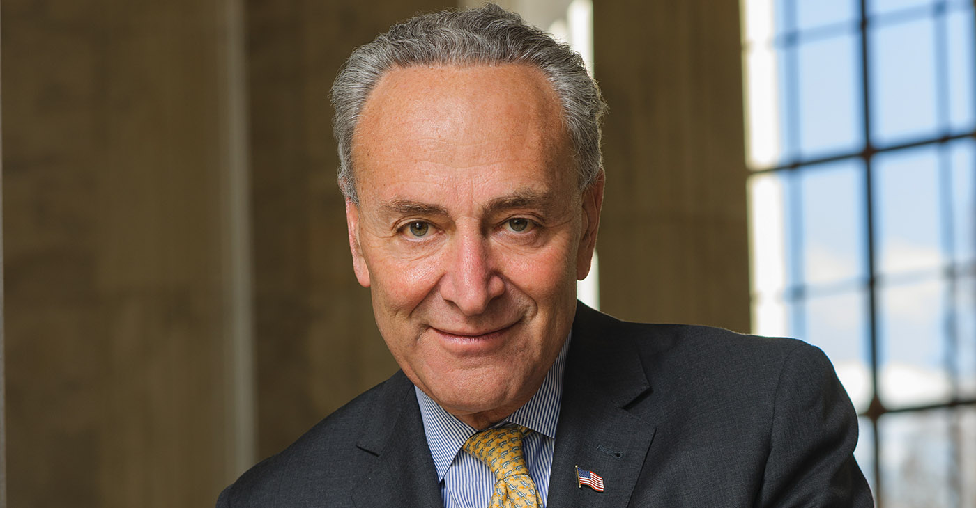 New York Democratic Senate Leader Chuck Schumer has continued to call out President Donald Trump and his administration's assault on the Affordable Care Act.