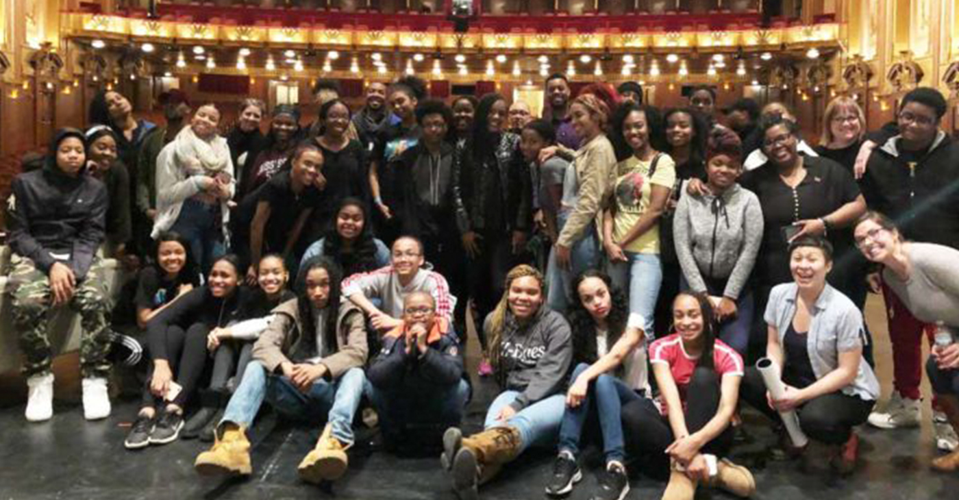 Lyric Opera of Chicago and the Chicago Urban League present Empower, an original opera created by Chicago high school students through the groundbreaking EmpowerYouth! program.