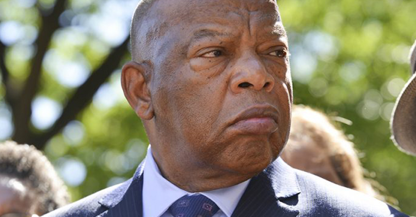 Civil rights icon Rep. John Lewis (D-Ga.) (Freddie Allen/AMG/NNPA)