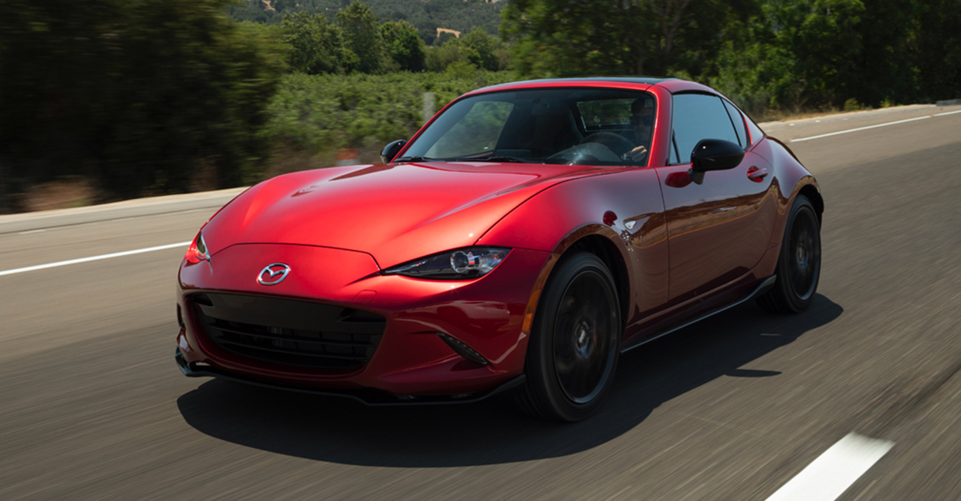 The 2019 Mazda MX-5 RF was a great car. The best part may be the sticker. As tested, it was priced at $38,335.