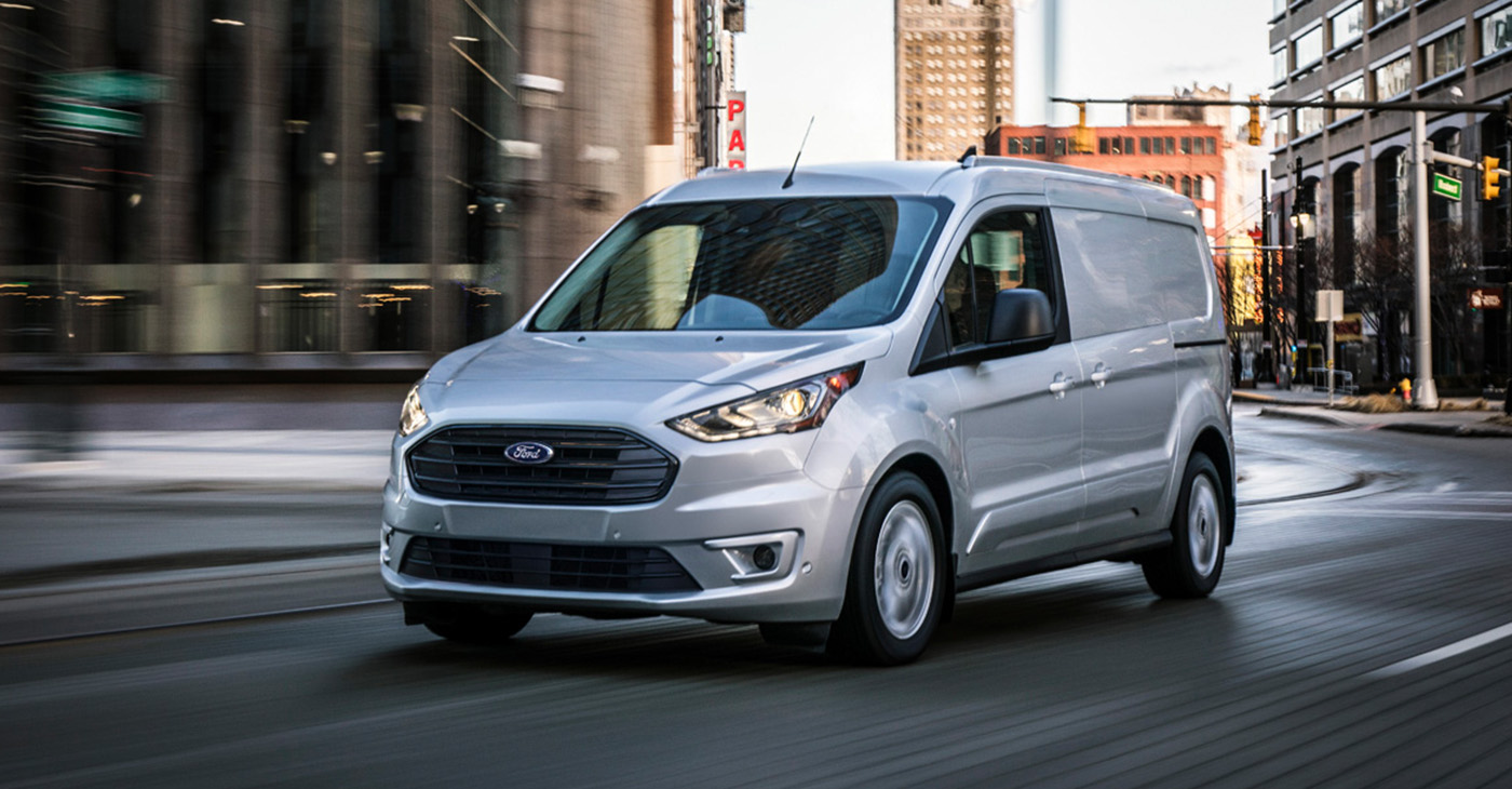 Trying to have a van for every need, Ford has significantly updated its Transit Connect cargo van