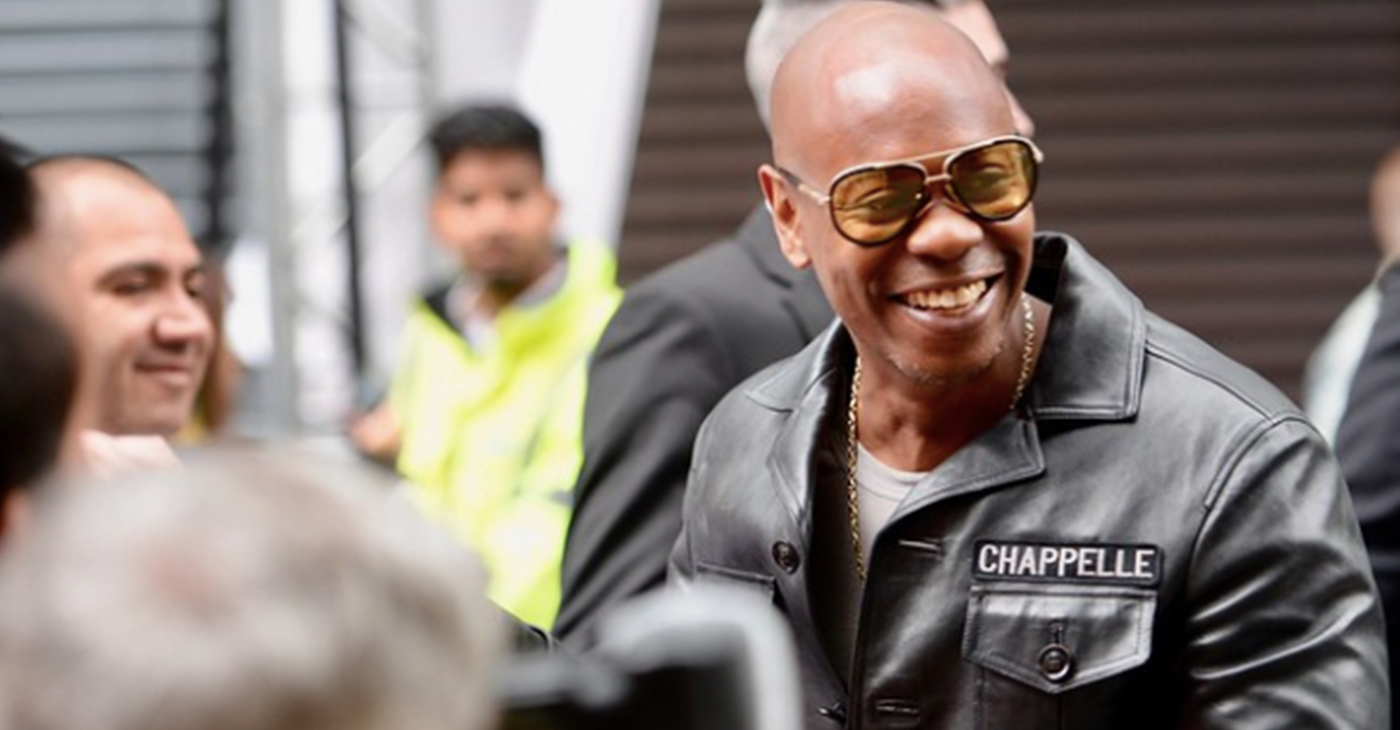 Dave Chappelle (Photo by: John Bauld | Wiki Commons)
