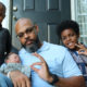 N. Ali Early and his three sons (Photo credit: Tene Early for Kreative Souls Media)