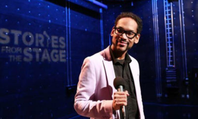 2019 Stories from the Stage co-host Wes Hazard. (Photo: World Channel)
