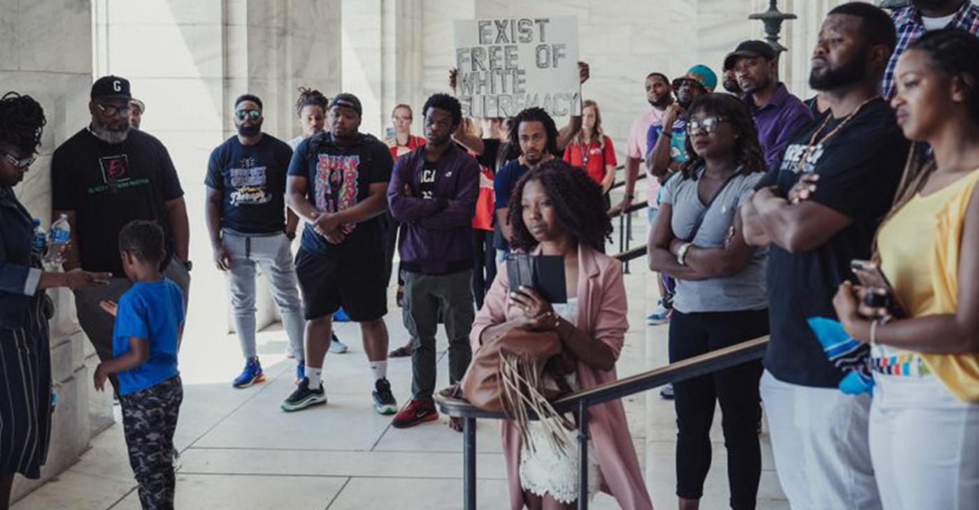 Black Family Day (Photo by: Adrian Mack)