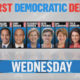 The second of the first two debates of the 2020 campaign will be June 27 in Miami. A second African American candidate, Sen. Kamala Harris of California, will be featured. (Photo: MSNBC.com)