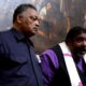 Rev. Dr. Liz Theoharis, Rev. Jesse Jackson Sr. and Rev. Dr. William Barber II