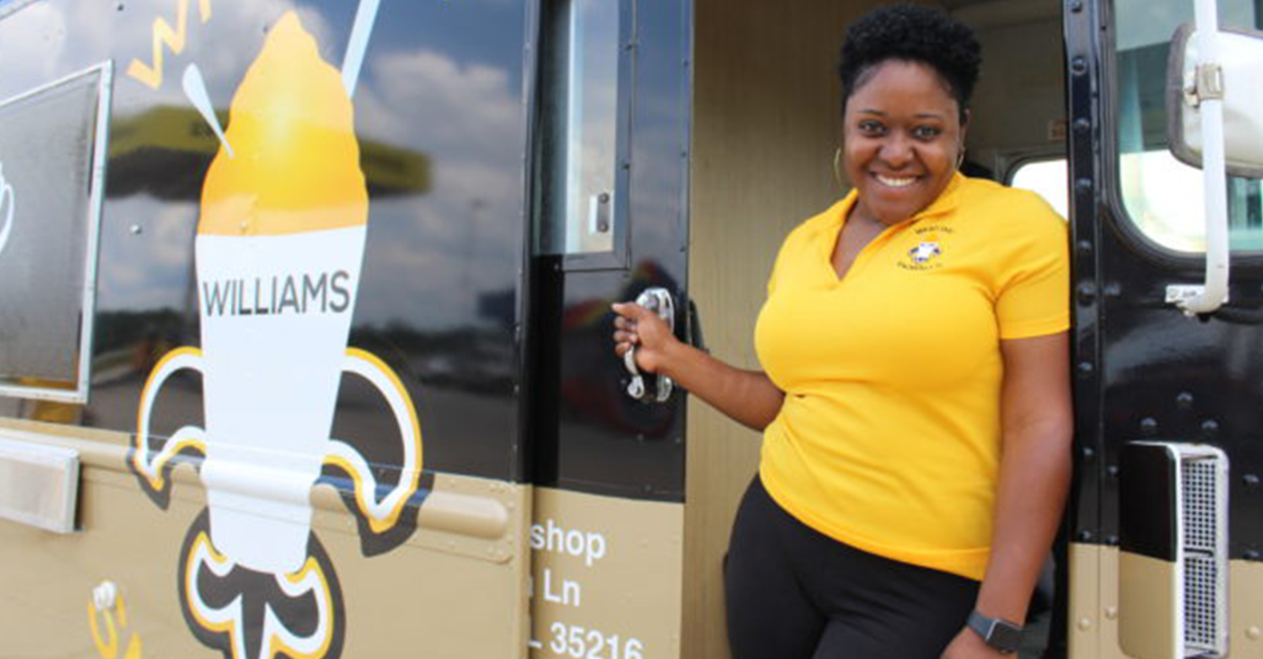 Brandy Williams (Photo by: birminghamtimes.com)