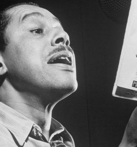 Portrait of Cab Calloway, Columbia studio, New York, N.Y., ca. Mar. 1947. (Photo/ William P. Gottlieb collection at the Library of Congress via Wikimedia Commons, Public Domain)