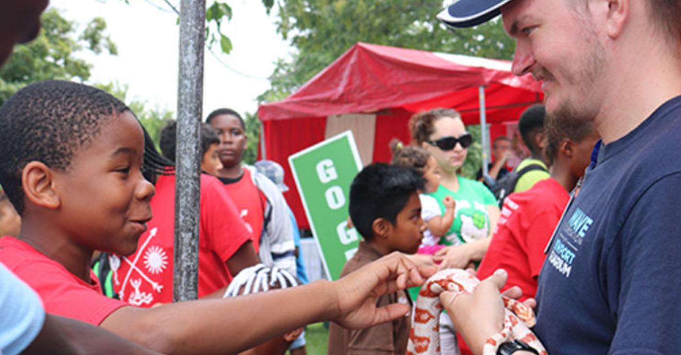Kids Outdoor Adventure Expo (Photo by: thecincinnatiherald.com)