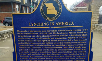 Renderings of a historical marker to be installed in Madison County that would memorialize lynchings that took place in Madison County during the late 1800s. (Courtesy photo of Dr. Cindy Boyles)
