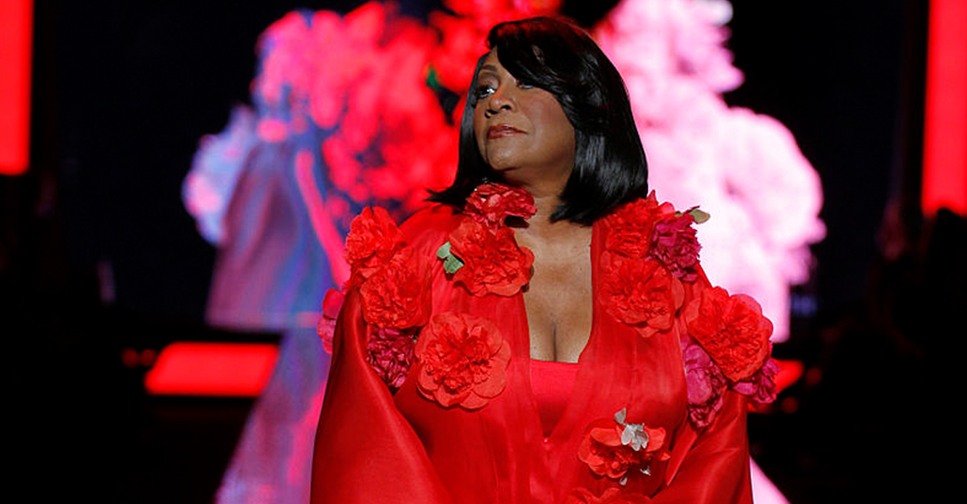 Patti LaBelle (Photo by: The Heart Truth | Wiki Commons)