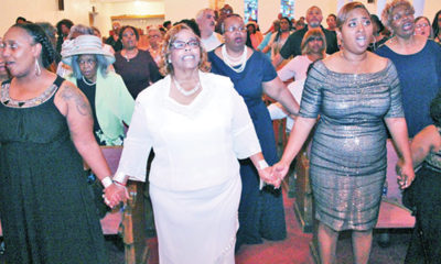 The Mother-Daughter Musical Extravaganza at Mount Olive Baptist Church in Clairton, June 9. (Photos by Courier photographer Jacquelyn McDonald)