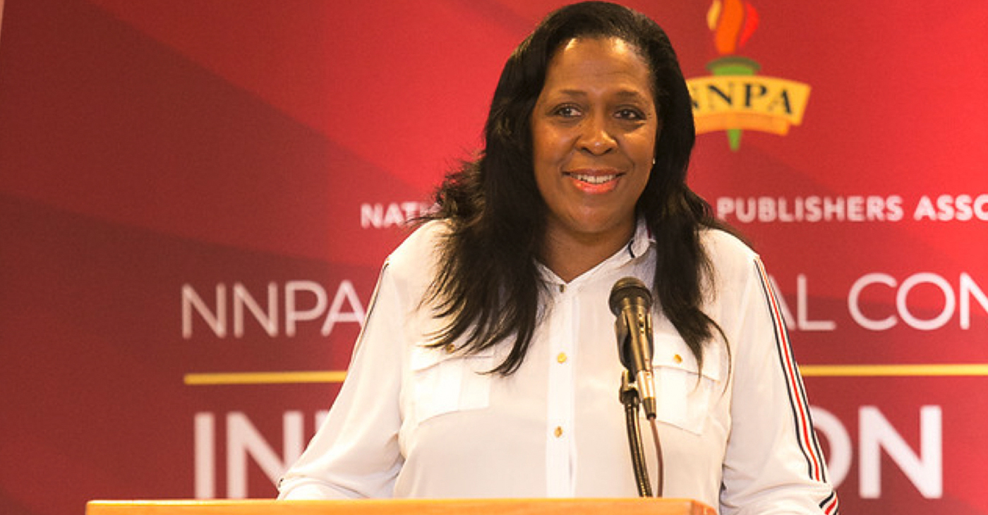 Karen expressed her excitement about the future of the NNPA, stating her eagerness to work with her fellow colleagues to move the organization forward, and make sure the organization is in a better position to strengthen all of its member publishers and their respective newspapers.