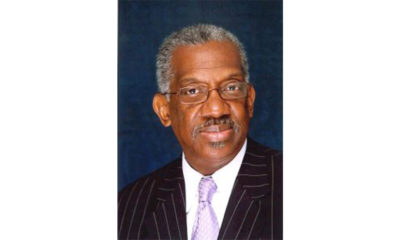 Reverend Adam Jefferson Richardson, Jr. was installed as the Senior Bishop of the AME Church. (Image: AME Church)