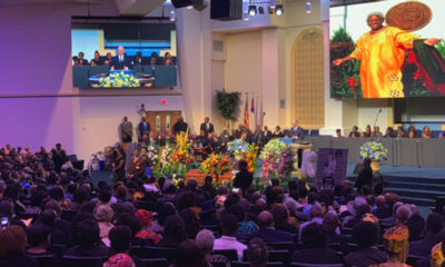 Hundreds honor slain civil rights icon, museum founder remembered for living a life of purpose