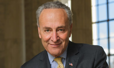 Senate Democratic Leader Chuck Schumer