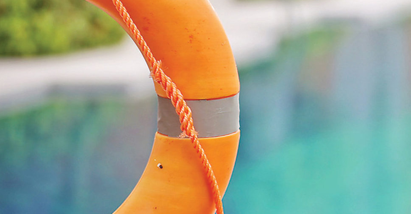 The fecal parasite can survice for days in chlorinated water in pools and water playgrounds (Photo by: Dreamstime | TNS)