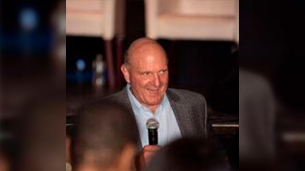 Clippers Chairman Steve Ballmer.