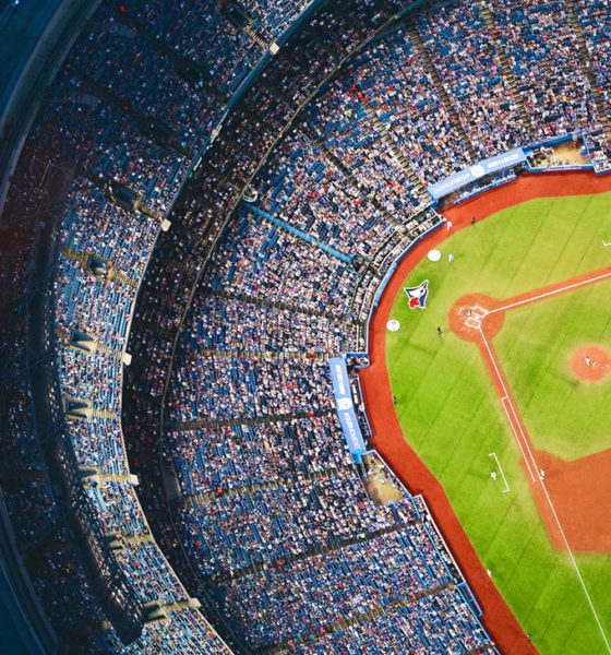 Baseball Stadium (Photo by: Tim Gouw | pexels.com)