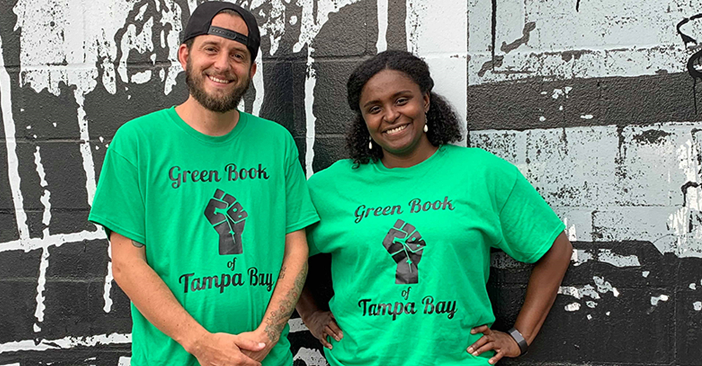Green Book of Tampa Bay highlights area's black vendors and busin