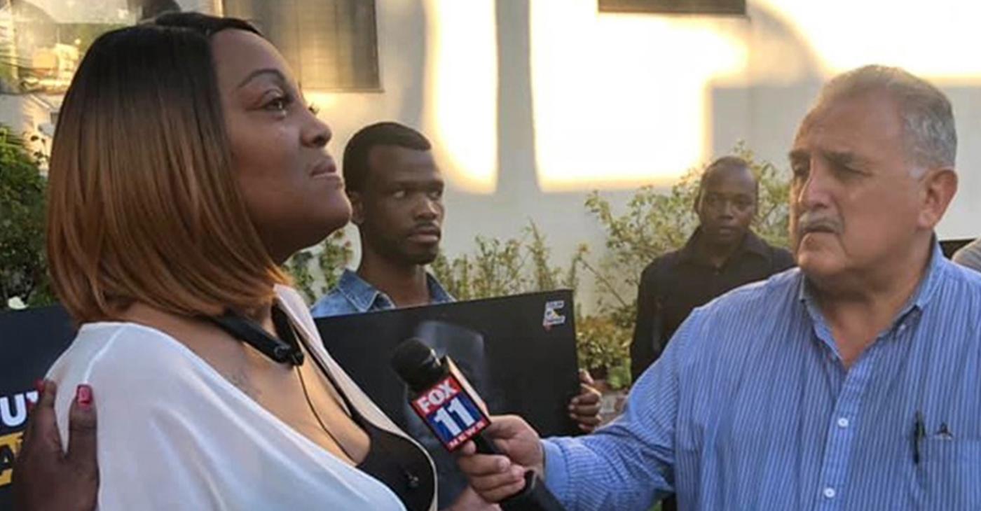LaTisha Nixon (Photo by: wavenewspapers.com)