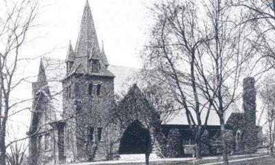 Andrew Rankin Memorial Chapel is celebrating its 125th year serving the Howard University spiritual community. (Courtesy Photo)