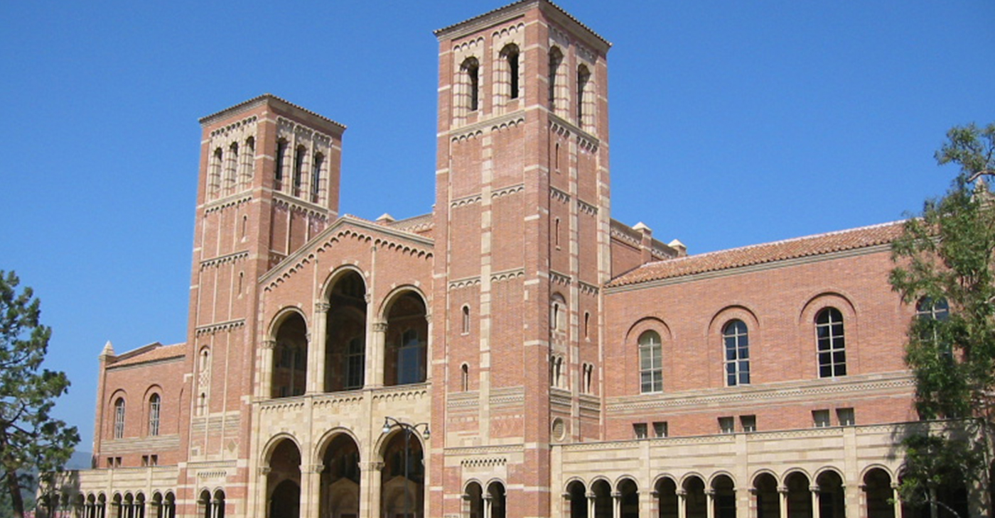 Royce Hall, UCLA (Photo by: Wiki Commons)